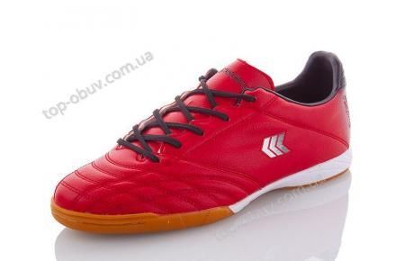 9b7212456 Футбольная обувь мужская Restime, модель DMO19999 red-white-black демисезон